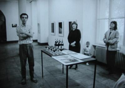 Ausstellungen im HdjT