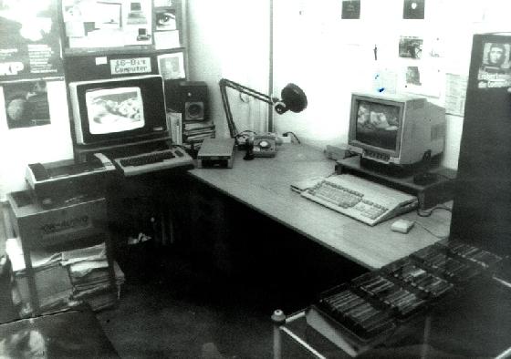 Computerraum im HdjT